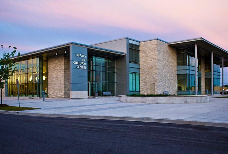 Bradford West Gwillimbury Public Library